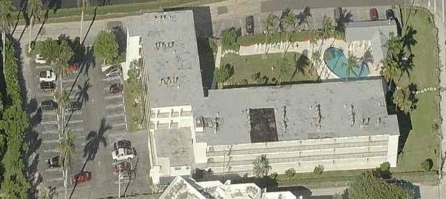 East Wind Beach Club Co Ops For In Delray Florida Aerial View